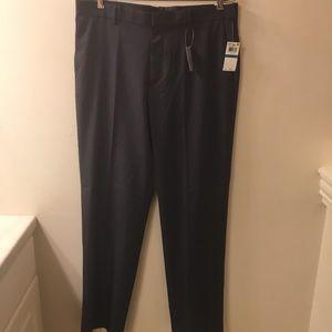 VanHeusen straight fit pants 34x36